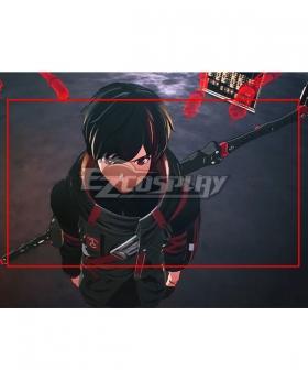 Scarlet Nexus  Yuito Sumeragi Cosplay Weapon Prop