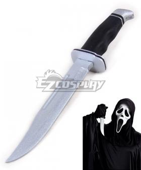 Scream Ghostface Killer Knife Cosplay Weapon Prop
