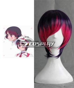 LOVE BULLET-YURI KUMA ARASHI Yurishiro Ginko Cosplay Wig-352A