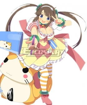 Senran Kagura Burst Re:Newal Minori Cosplay Costume