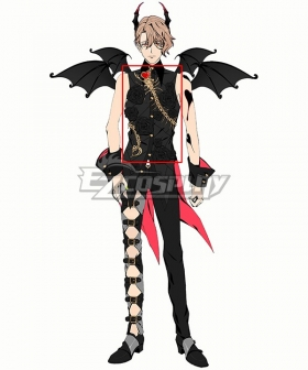 Shall We Date Obey Me! Asmodeus Chain Cosplay Accessory Prop