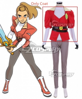 She-Ra and the Princesses of Power Adora Cosplay Costume - Only Coat