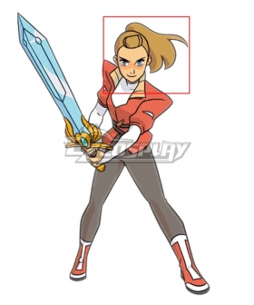 She-Ra And The Princesses Of Power Adora Golden Cosplay Wig