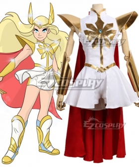 She-Ra And The Princesses Of Power Adora She-Ra B Editon Cosplay Costume - No Head wear
