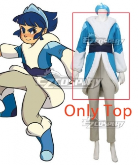 She-Ra and the Princesses of Power Frosta Cosplay Costume - Only Top