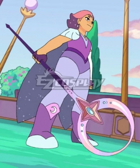 She-Ra and the Princesses of Power Season 4 Glimmer Cosplay Costume