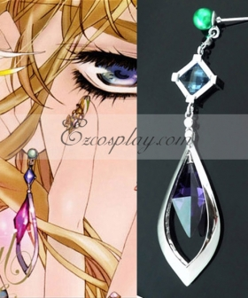 Macross Frontier Sheryl Nome Earring A Cosplay Accessory