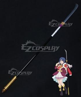 Shoujo Kageki Revue Starlight Kaoruko Hanayagi Sword Cosplay Weapon Prop