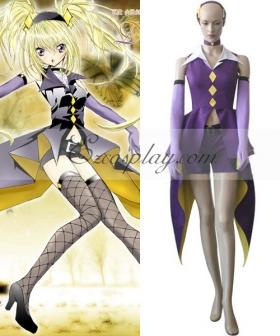 Shugo Chara Dark Jewel Cosplay Costume