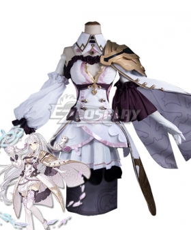 SINoALICE Re: Life In A Different World Emilia Cosplay Costume