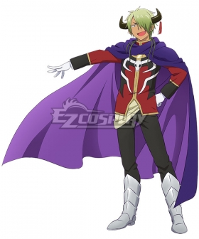 Sleepy Princess In The Demon Castle Twilight the Demon King Cosplay Costume
