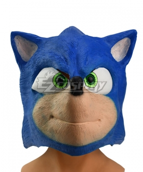Sonic the Hedgehog Sonic Headwear Cosplay Accessory Prop