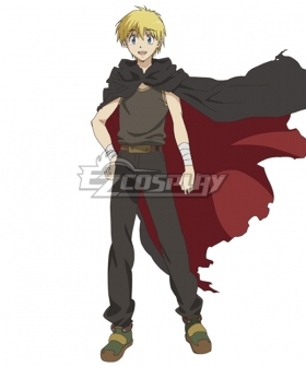 Soucerous Stabber Orphen Majic Lin Cosplay Costume
