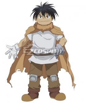 Soucerous Stabber Orphen Volcan Cosplay Costume
