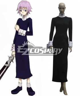 Soul Eater Chrona Cosplay Costume