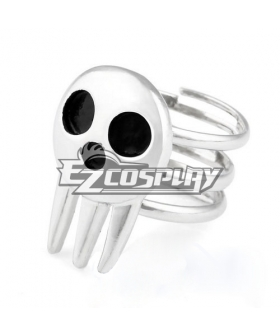 Soul Eater Death the Kid Cosplay Ring