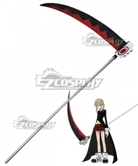 Soul Eater Maka Albarn Sickle Cosplay Weapon Prop