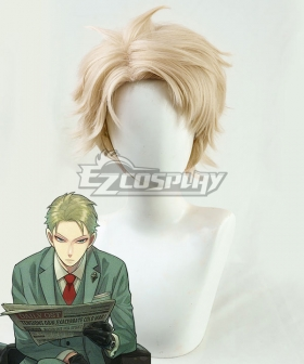 SPY×FAMILY Loid Golden Cosplay Wig
