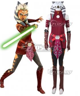Star Wars: Ahsoka Ahsoka Tano Cosplay Costume