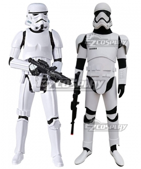 Star Wars Stormtroopers Cosplay Costume - Including Helmet and Shoes