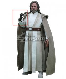 Star Wars The Last Jedi Luke Skywalker Gloves Cosplay Accessory Prop