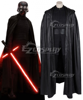 Star Wars The Rise Of Skywalker Kylo Ren Cosplay Costume