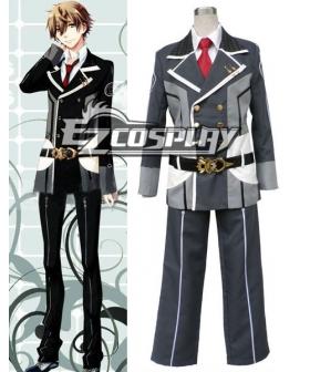 Starry Sky Seigatsu Academy School Male Winter Uniform 1st Cosplay Costume
