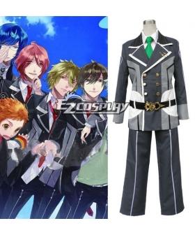 Starry Sky Seigatsu Academy School Male Winter Uniform 2nd Cosplay Costume