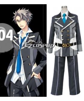 Starry Sky Seigatsu Academy School Male Winter Uniform 3rd Cosplay Costume