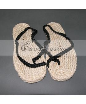 One Piece Luffy Cosplay Straw Sandals
