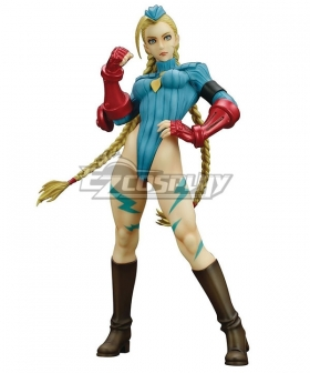 Street Fighter Bishoujo Cammy Cosplay Costume