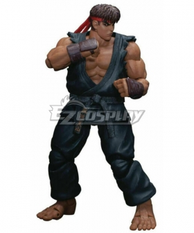 Street Fighter Evil Ryu Cosplay Costume