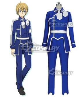 Sword Art Online Alicization SAO Anime Eugeo Battle Suit Cosplay Costume