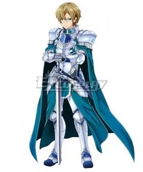 Sword Art Online Alicization SAO Eugeo Battle Suit Cosplay Costume