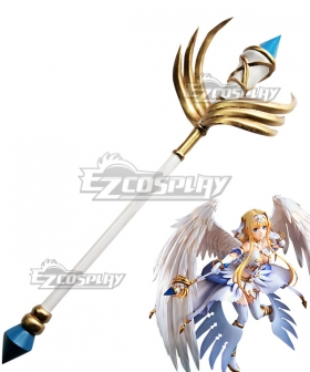 Sword Art Online Alicization War Of Underworld SAO Alice Angel Stave Cosplay Weapon Prop
