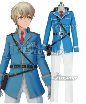 Sword Art Online SAO Alicization Eugeo Uniform Cosplay Costume