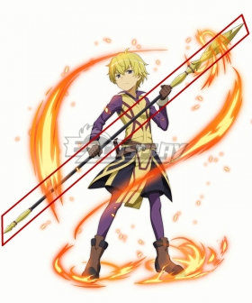 Sword Oratoria DanMachi Familia Myth Is It Wrong to Try to Pick Up Girls in a Dungeon Danjon ni Deai o Motomeru no wa Machigatteiru Daro ka Finne Deimne Cosplay Weapon Prop