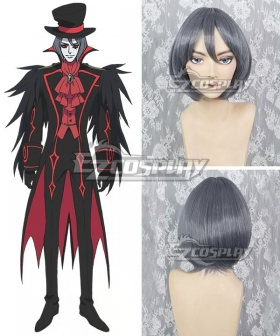Tenrou: Sirius the Jaeger Yevgraf Gray Cosplay Wig