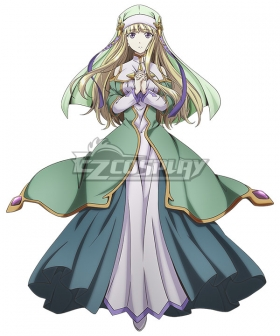 The 8th son Are you kidding me? Elize Cosplay Costume