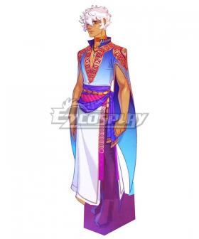 The Arcana Asra B Edition Cosplay Costume