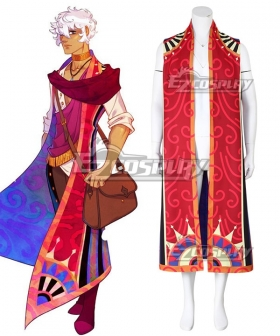 The Arcana Asra Cosplay Costume - Only Coat