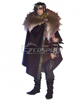 The Arcana Muriel New Edition Cosplay Costume