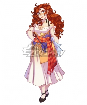 The Arcana Portia Portia Devorak Cosplay Costume