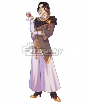 The Arcana Valerius Cosplay Costume