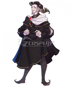 The Arcana Vlastomil Cosplay Costume
