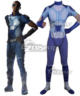 The Boys A-Train Jumpsuit Zentai Cosplay Costume