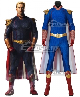 The Boys Homelander Cosplay Costume