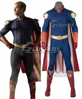 The Boys Homelander Cosplay Costume B Edition