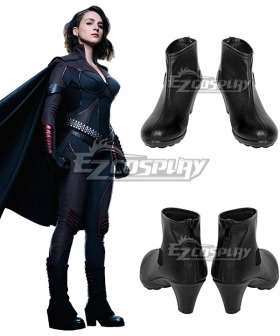 The Boys Season 2 Stormfront Black Cosplay Shoes