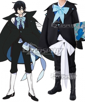 The Case Study of Vanitas Anime Vanitas Cosplay Costume